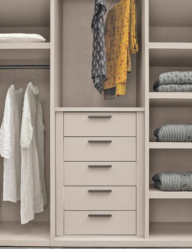 Dressing sur mesure - chambre tiroir - ÉMÉA Ancenis