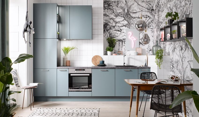 Cuisine style scandinave Ancenis